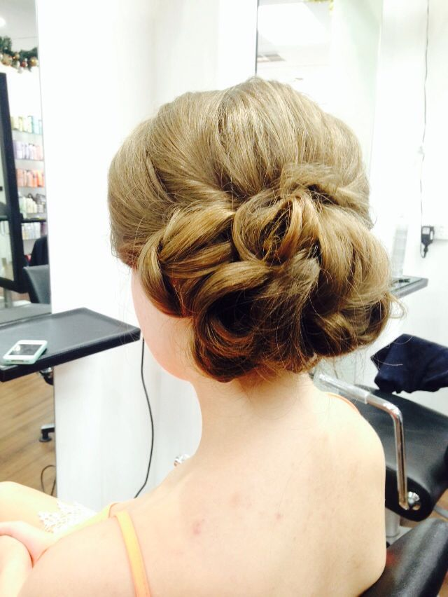 Upstyle / formal hair by AmberD @ subehair
