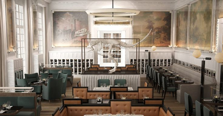 As primeiras imagens do novo restaurante cheio de pinta da Avenida da Liberdade