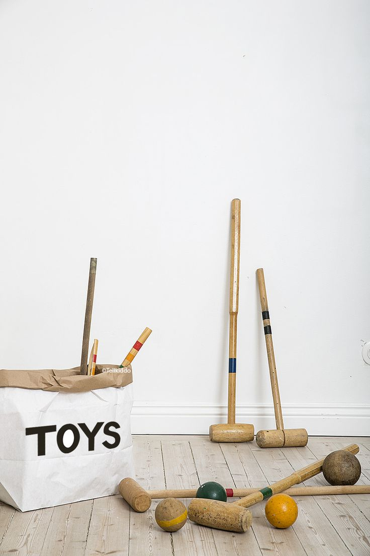 Paper Bag Small Toys