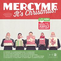 A Simple Life,really?!: Review & Giveaway: Mercy Me: It's Christmas CD