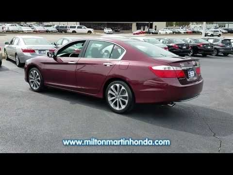 17 best ideas about honda accord sport on pinterest 2014 for Milton martin honda used cars