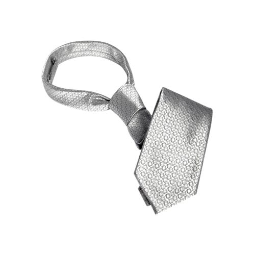 Christian Grey´s Stropdas - Laat je fantasie werkelijkheid worden met Christian Grey´s stropdas! De stropdas is gemaakt van luxe zilver- en grijstinten.