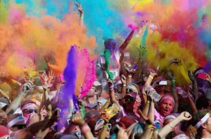 #ColourRun