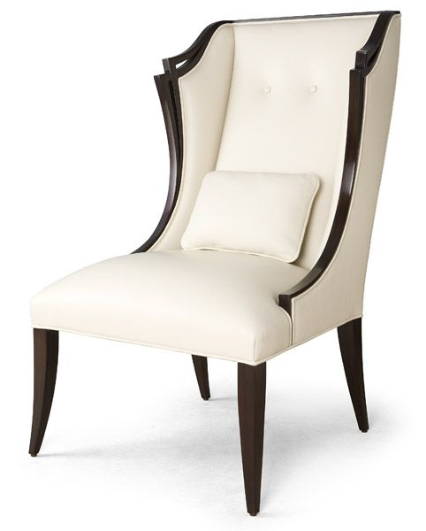 A beautiful Lucca chair from a British designer Christopher Guy