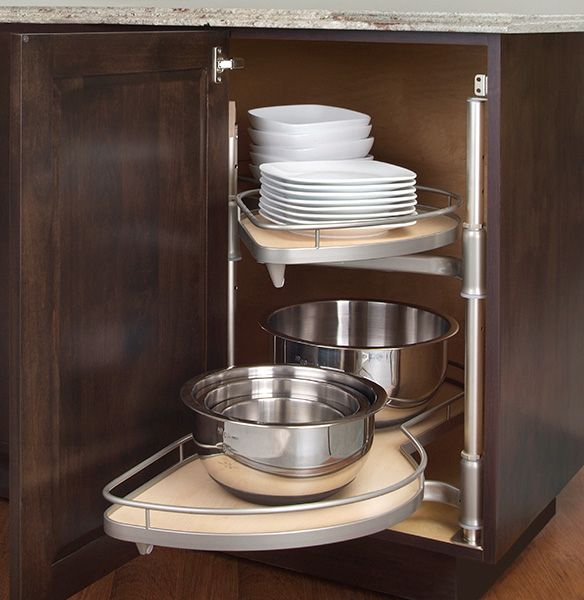 Greenfield Kitchen Cabinets Part - 35: Ideas For Organizing Cabinets. Whatever You Are Searching For Greenfield  Cabinetry Offers Interior Accessory Storage Ideas To Organized Even The  Most ...