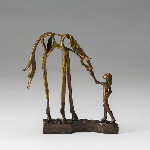 Best SCULPTURE Images On Pinterest Sculptures Abstract - This beautiful bronze sculpture has been attached to a tree since 1968