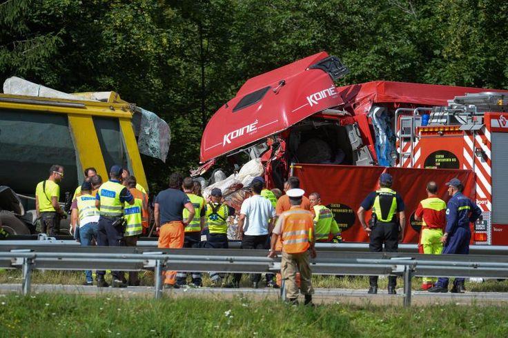 Unfall in der Schweiz: Deutsche Familie am Gotthardtunnel gestorben (Die Welt)