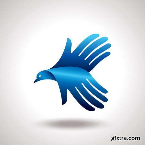 Creative Logos I, 25xEPS » Vector, Photoshop PSD, Template, 3D ...
