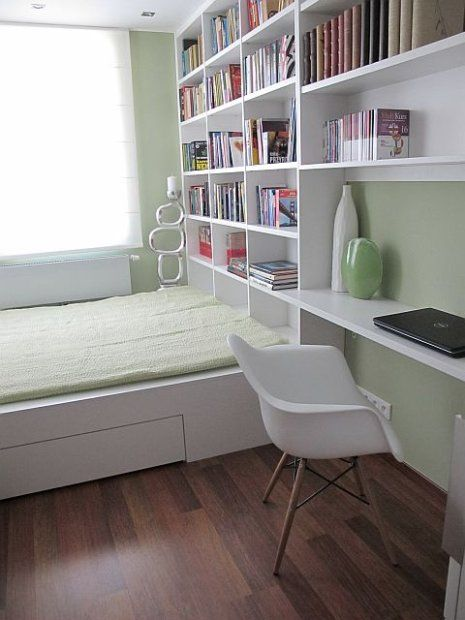 2in1 - bedroom and office