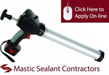 self employed mastic sealant contractors liability insurance