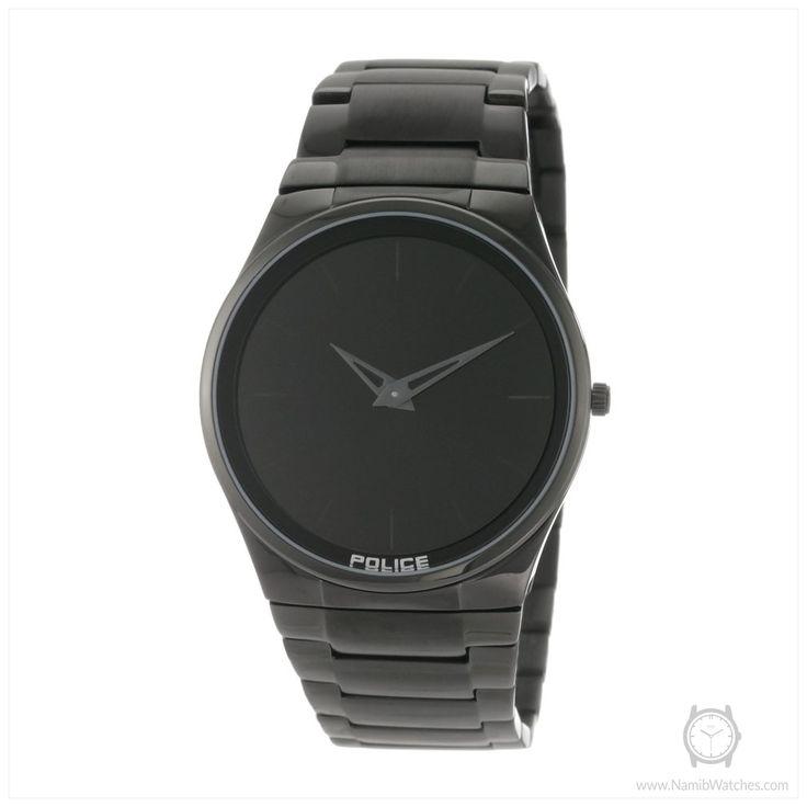8 best images about police watches patriots steel police men s pl 12744jsb 02m horizon black dial black ip steel bracelet watch