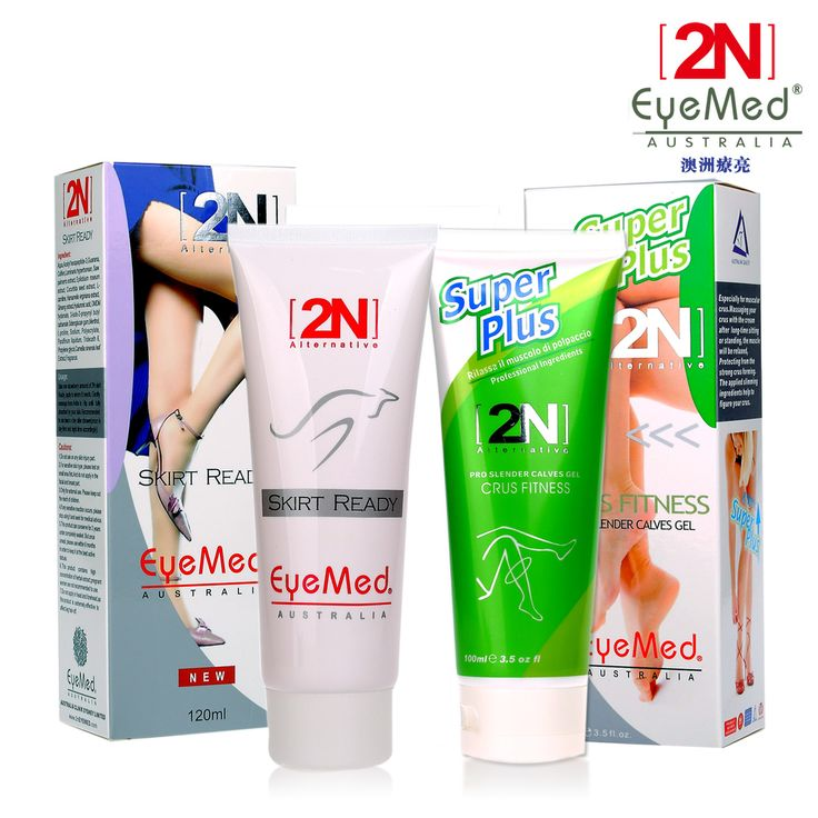 Combination Products 2n Thigh and Calf Slimming Cream slender calves legs slimming firming anti fat burning lose weight products
