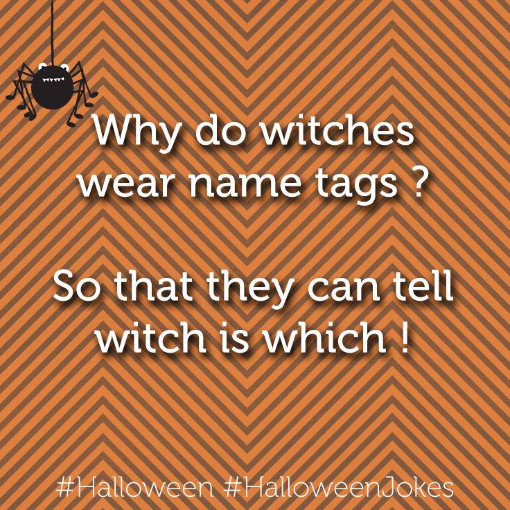 Hereu0027s A Nice Halloween Joke To Get You Ready For Halloween ! #Halloween # Jokes
