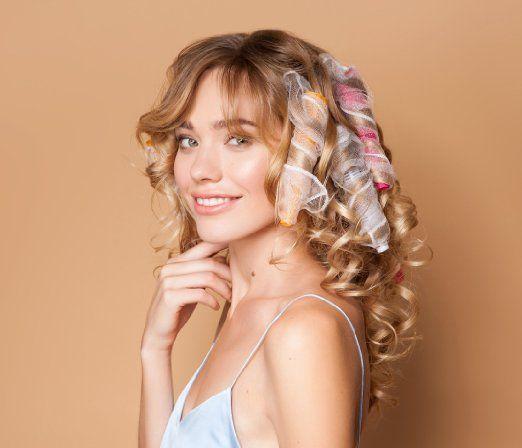 Self Grip Rollers Natural Hair