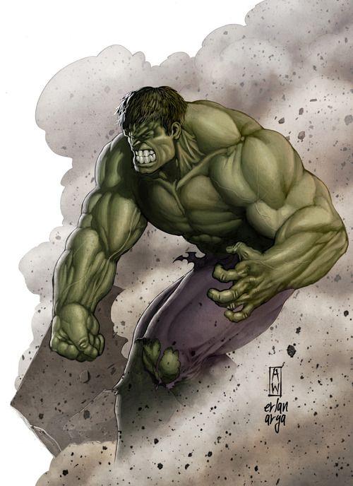 I'm Always Angry  Illustration by Erlan Arya & Admira Wijaya