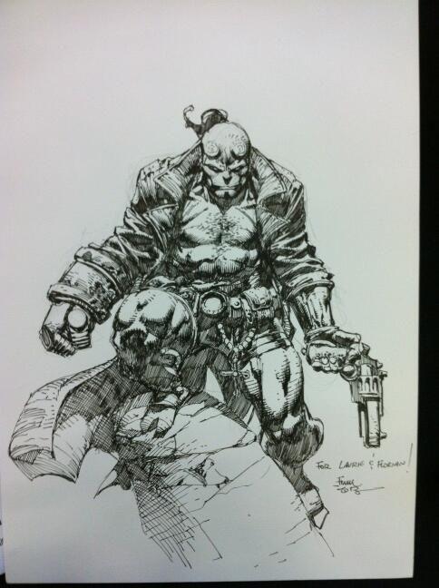 David Finch | Dave Finch | Comic Art | https://pbs.twimg.com/media/BPaGGQDCQAAPzZC.jpg:large