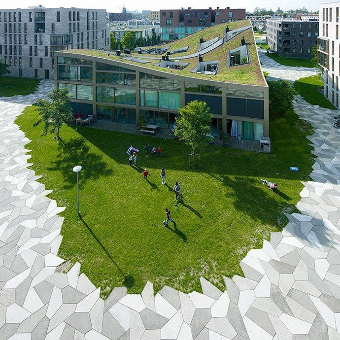 Blok K in Amsterdam by NL Architects | http://www.designrulz.com/architecture/2011/10/funen-blok-k-in-amsterdam-by-nl-architects/