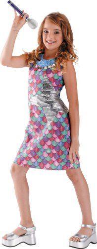 Hannah Montana Pink Sequin Dress