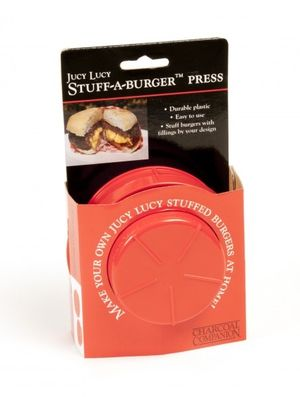 Stuff a Burger Press
