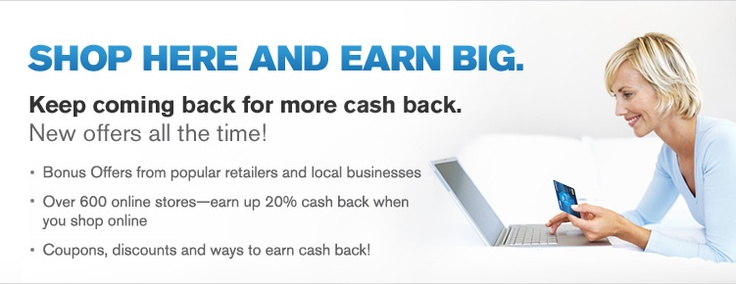 Have a Chase bank Debit Card? Bonus cash back at certain in-store and online stores.