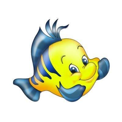 Костюм рыбка флаундер