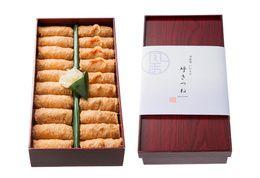 お弁当や差し入れの定番のいなり寿司。美味しさはもちろん、食べやすいひと口サイズでも人気の呼きつねで、春限定のお味を発見!