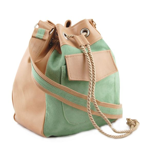 Vega bag- zielona w INCAT  na DaWanda.com