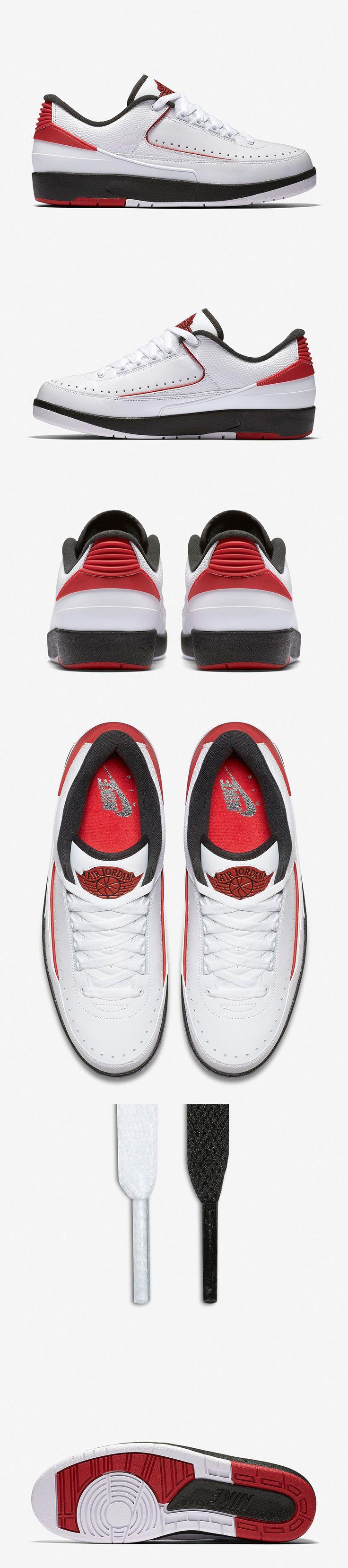 "Air Jordan 2 Retro Low ""Chicago"" - EU Kicks: Sneaker Magazine"
