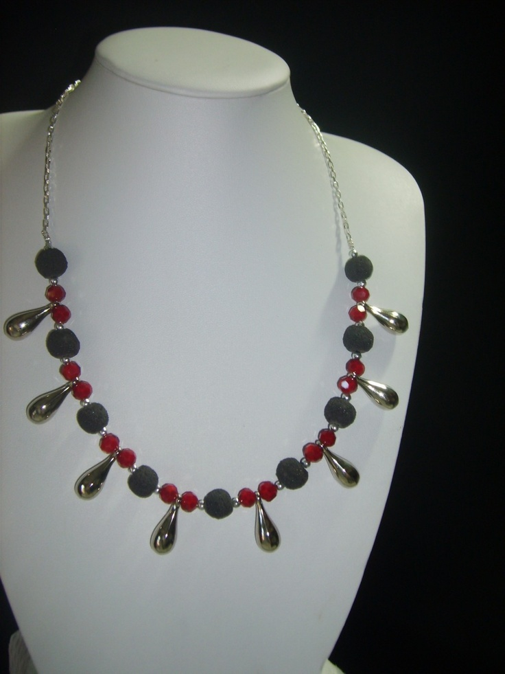 20 best images about collares prehispanicos on pinterest for Piedra volcanica