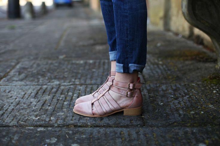 #fashion #shoes sandali rosa