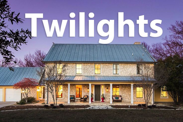 Twilight images for real estate photography can add an additional source of income to your list of services. They are high value and make clients happy.