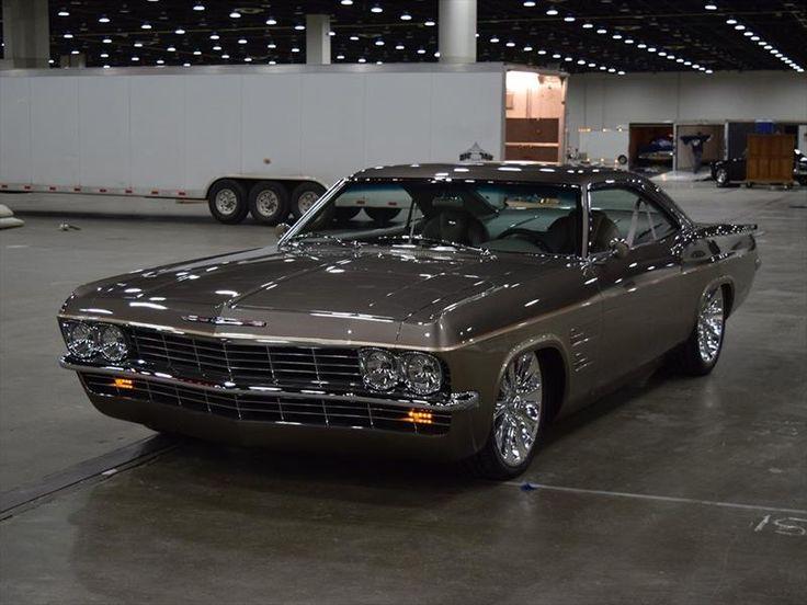 Etonnant 1965 Chevy Impala
