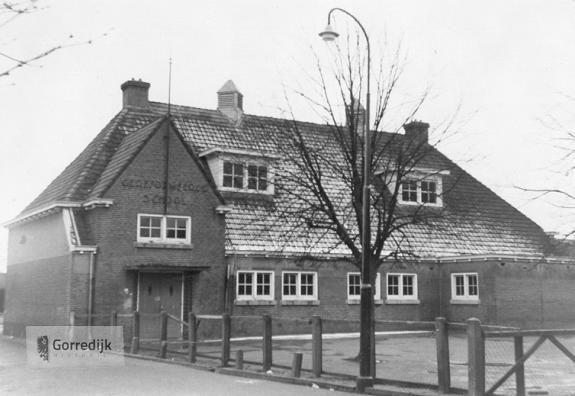 Christelijke school Gorredijk