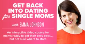 Don't let the recent, tragic, violent single-mom dating stories paralyze you