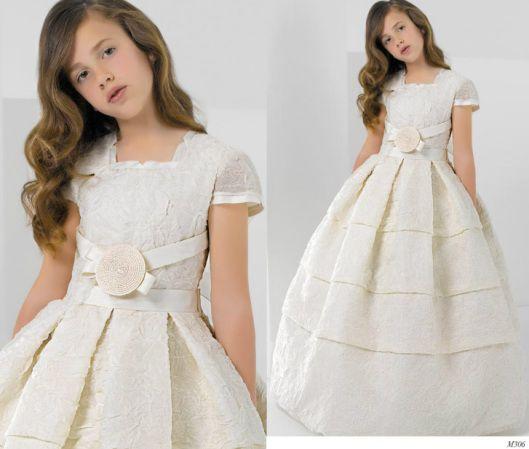 vestidos de primera comunion wow