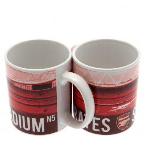 Arsenal F.C. Mug SD