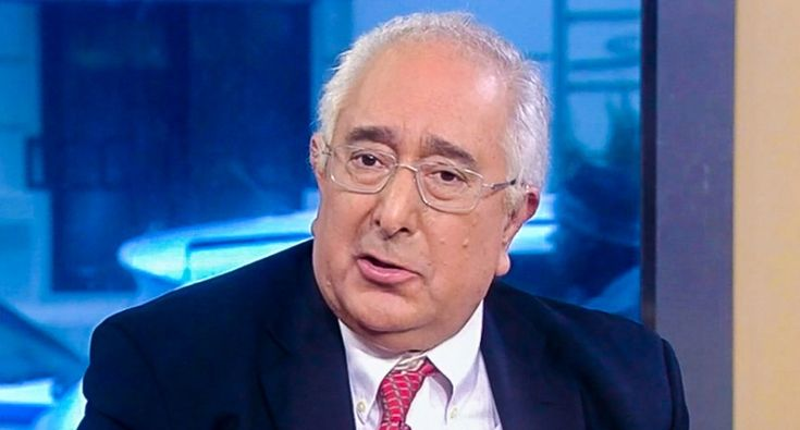 Ben Stein: Maybe Obama has a 'strong hatred of America' because 'he's part black'