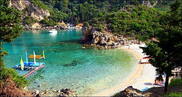 Hostelbay.com Travel Blog - Visit the stunning beaches of Corfu