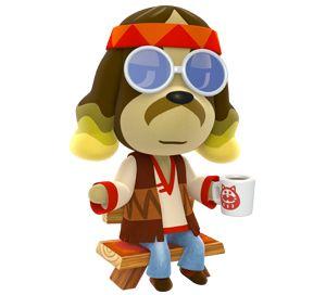 Animal Crossing New Leaf Welcome Amiibo; Harvey