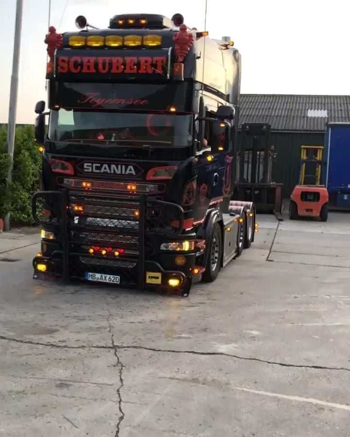 Trucker Schubert