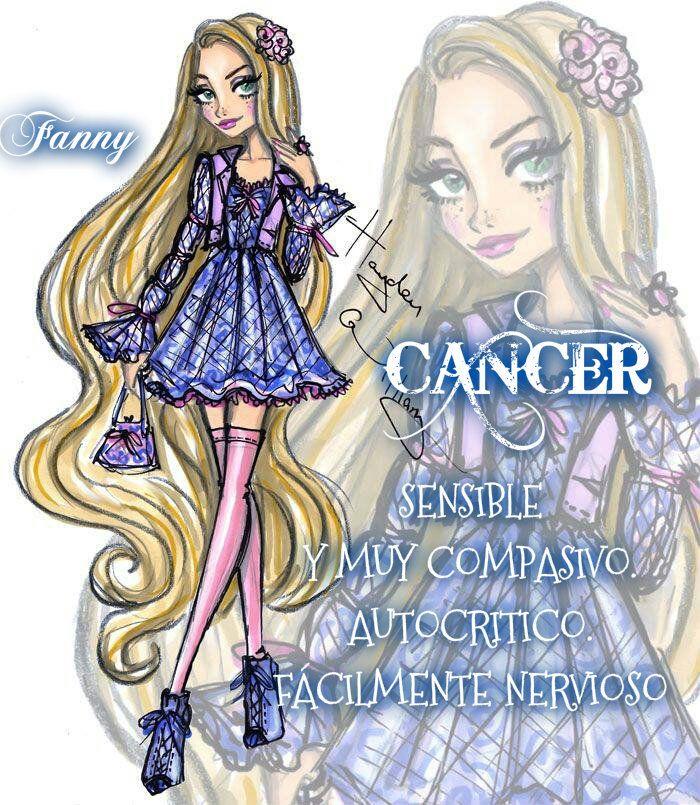 Características de Cancer