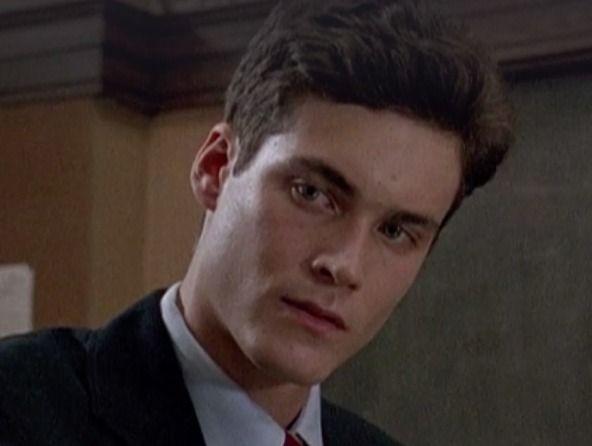 Randall Batinkoff in School Ties 1992 😍 | School ties ...