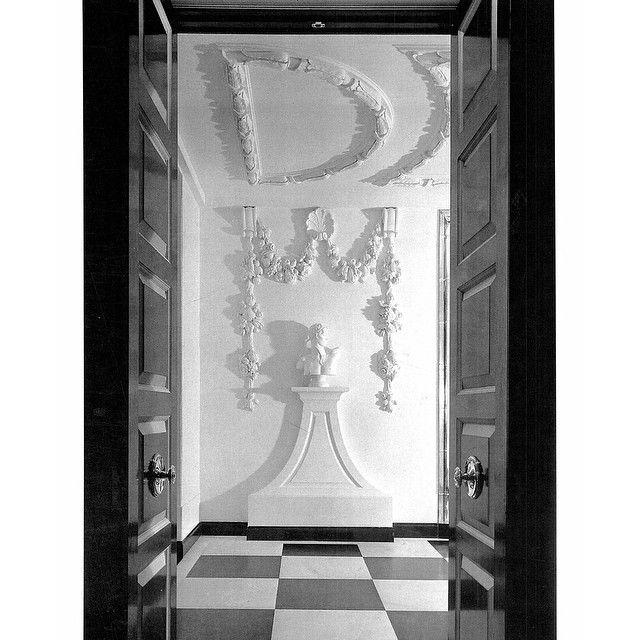 Entrance To The Hospitality Suite At Hampshire House C 1937