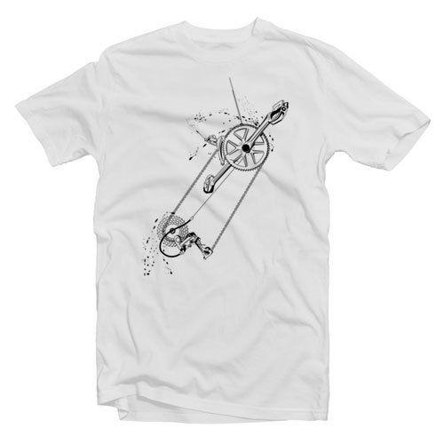Mountain Bike Gear T-Shirt