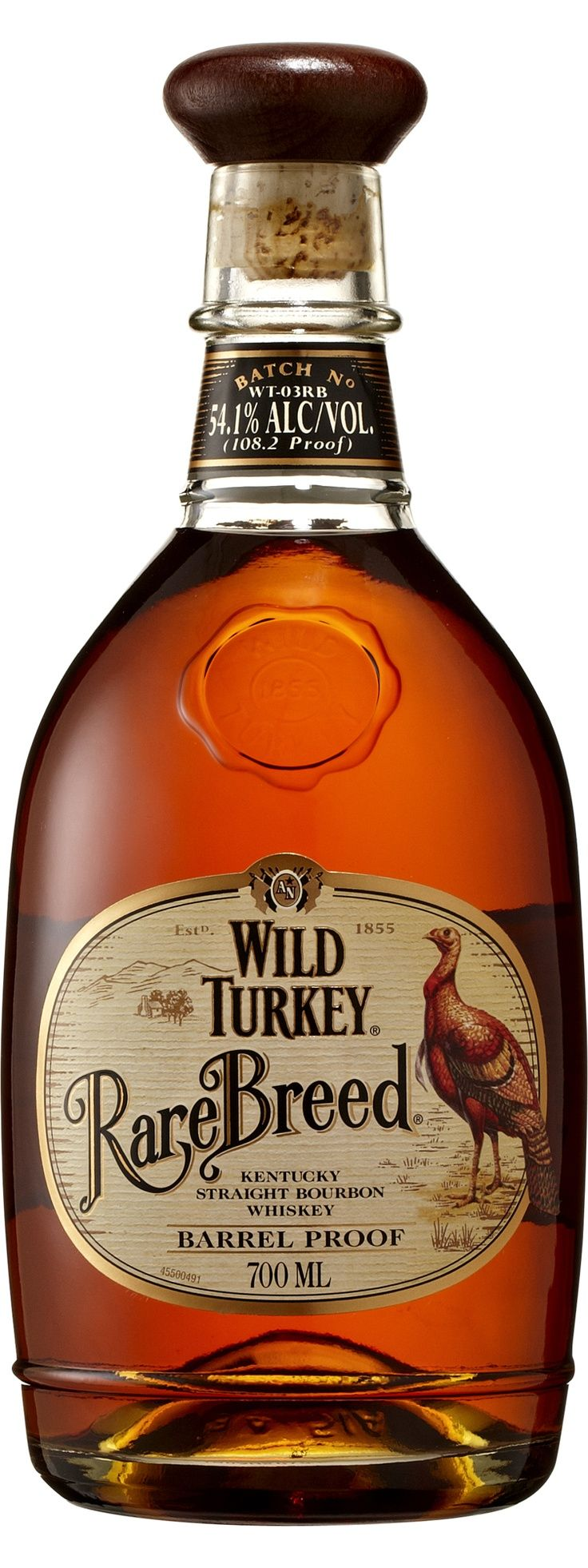 Wild Turkey Rare Breed Kentucky Straight Bourbon Whiskey | Dan Murphy's | Buy Wine, Champagne, Beer & Spirits Online