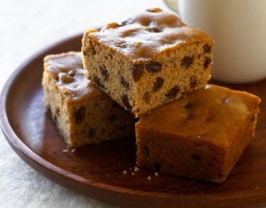 Old Fashioned Applesauce Cake: Coffee Cake and Coffee