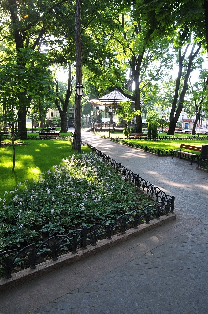 The City Garden Odesssa Odessa Pinterest Gardens The O 39 Jays And City Gardens