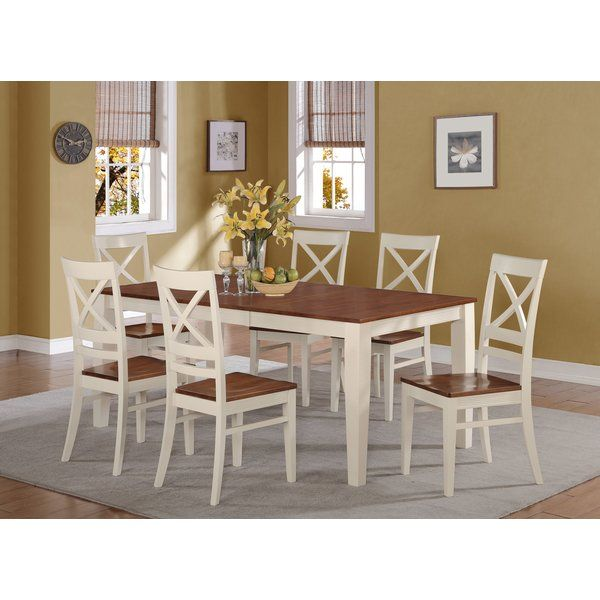 Red Barrel Studio Loraine 5 Piece Dining Set Reviews Wayfair Solid Wood Dining Set Dining Table In Kitchen Dining Chairs