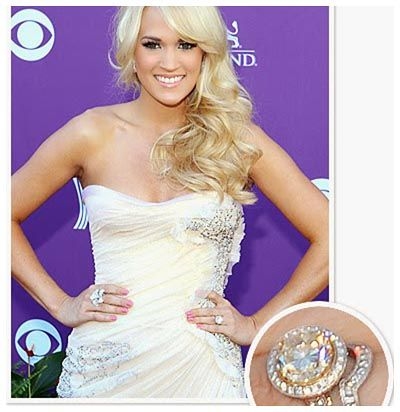 awesome Carrie Underwood Wedding Ring, the Expensive Celeberity Gift Check more at http://jharlowweddingplanning.com/carrie-underwood-wedding-ring-the-expensive-celeberity-gift