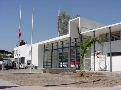 Fire Station                                                          17 Compañia Cuerpo de Bomberos de Santiago, Chile